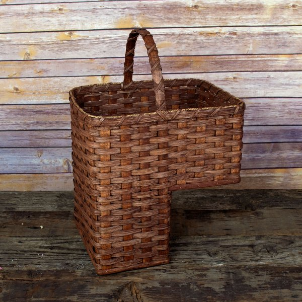 Large Organizer Basket Brown