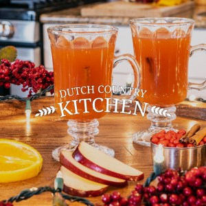 Dutch Country Kitchen Season Holiday Entertaining Special