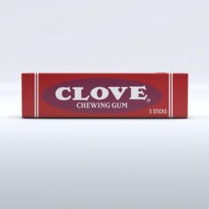 Clove Chewing Gum