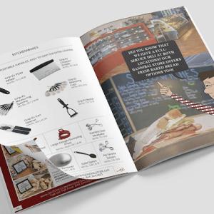 Pantry Guide Catalog