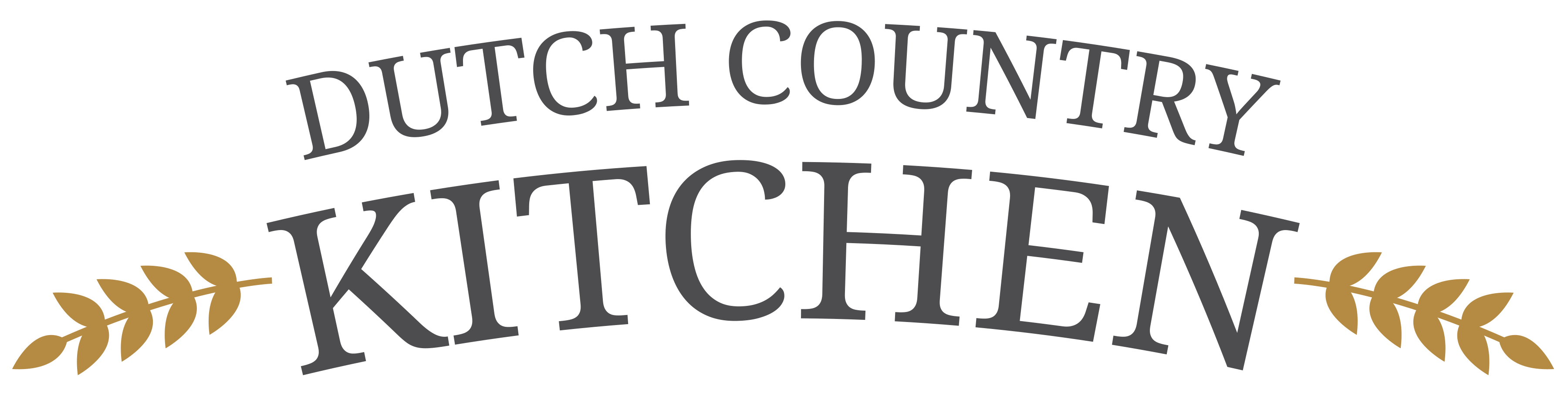 Dutch Country Kitchen Logo