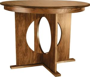 Amish Rossi Pub Table