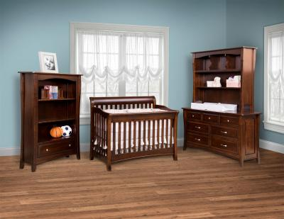 Amish Berkley Nursery Set