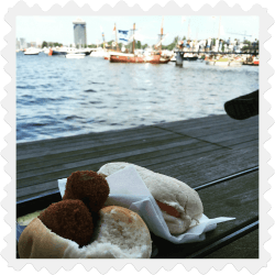 Food from SAIL 2015