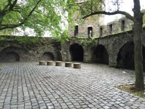 Maastricht Old City Wall