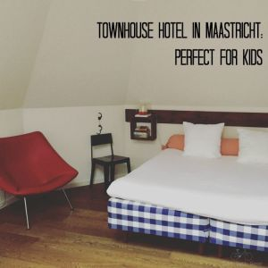 Large Room at the Townhouse Hotel in Maastricht