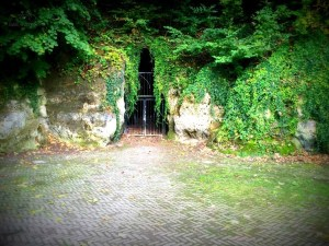 Cave Entrance Valkenburg Park