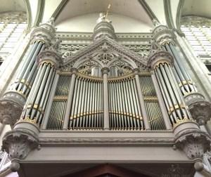 Church Organ Utrecht