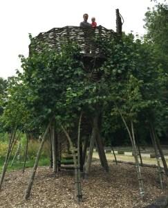Delft Botanic Garden Tree House