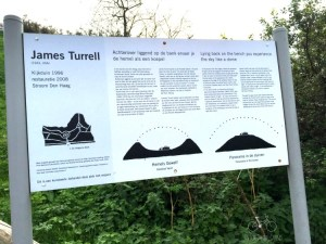 James Turrell Celestial Vault Sign