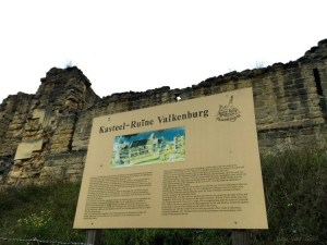 Kasteel Valkenburg Sign