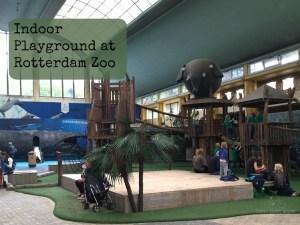 Rotterdam Zoo Playground