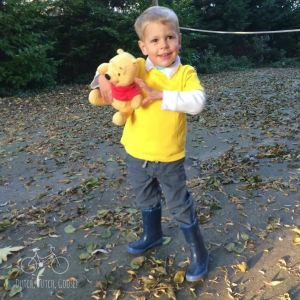 Christopher Robin Costume