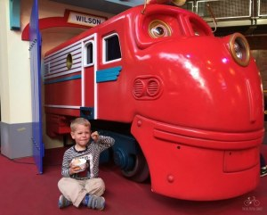 Meeting Chuggington