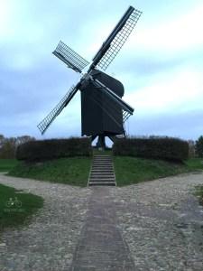 Windmill on Fort Bourtange