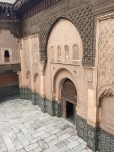 Ben Youssif Madrassa Doors