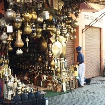 Brass Shops Medina
