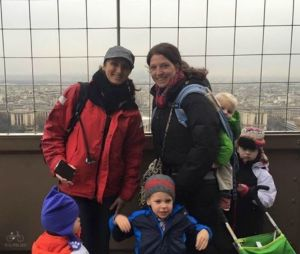 Eiffel Tower Family Fun