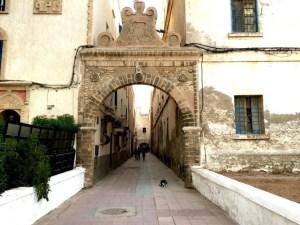 Essaouira Entrance into Medina
