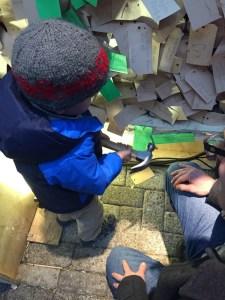 Hammer & Nail at Winterstation