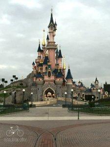 Disney Paris Castle