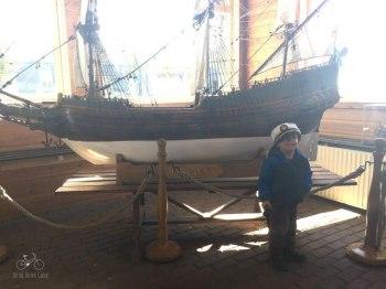 Batavia Ship Building Museum