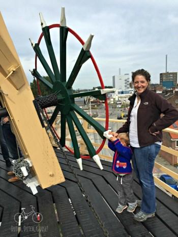 Adjusting the Windmill