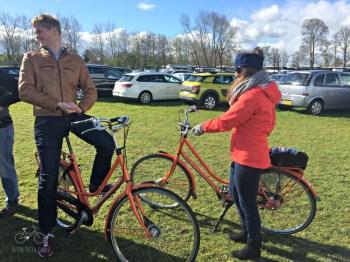 Flower Field Rental Bikes