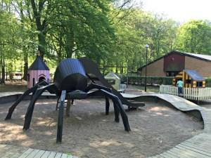 Spider Playground Malmo