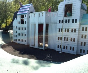 Theater Playground Castle Set