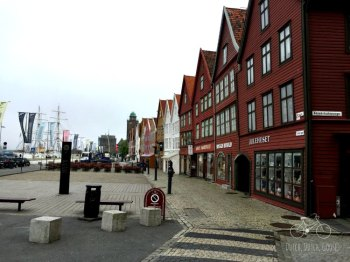 Bergen's Colorful Houses