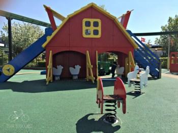 Duplo Play Area Big Barn Billund