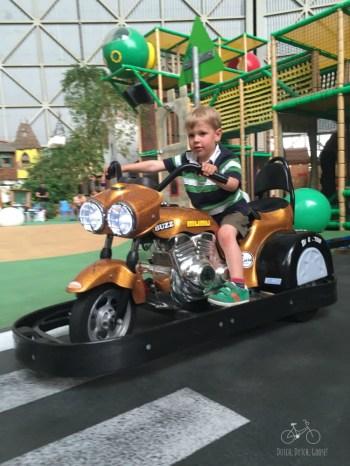 Tropical Islands Kids Cars