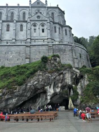 Lourdes Church & Grotto