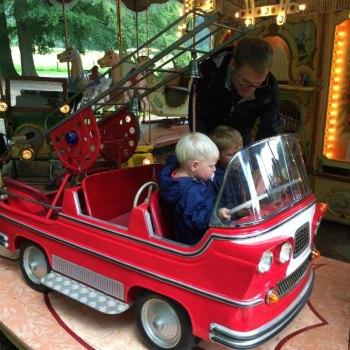 FireTruck Carousel