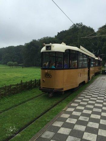 Open Air Museum Tram