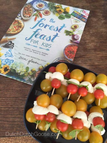 Forest Feast Kids Tomato