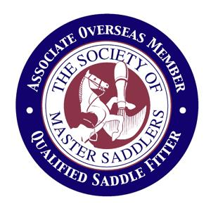 Society of Master Saddlers Qualified Saddle Fitter