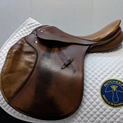 Passier Precision used jumping saddle