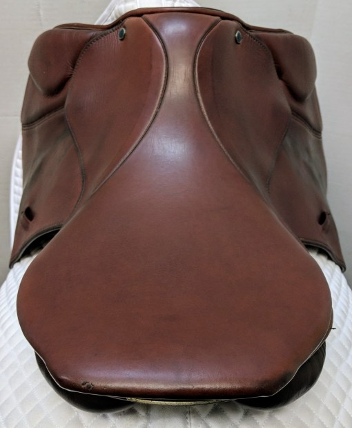Stubben Edelweiss used jumping saddle seat