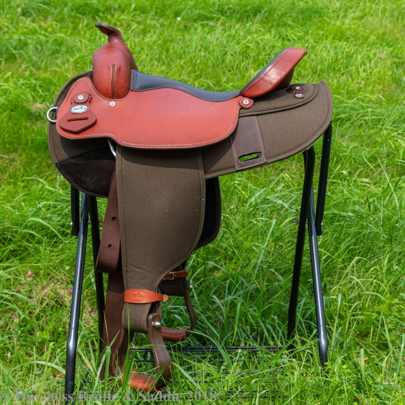 Fabtron Arabian Saddle