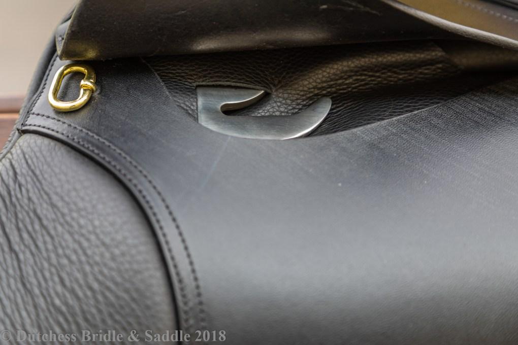 Kent & Masters Pony Saddle stirrup bar