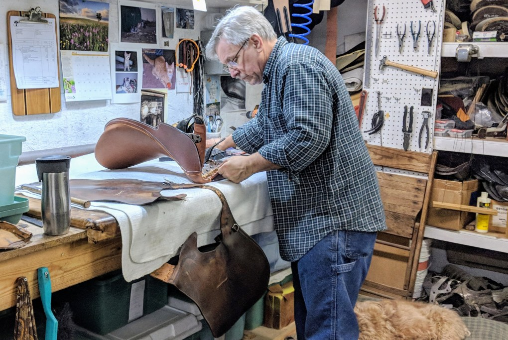 Dutchess Leather Repairs and Restoration