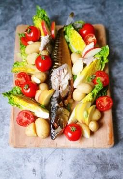 dutch smoked mackerel fish recipe