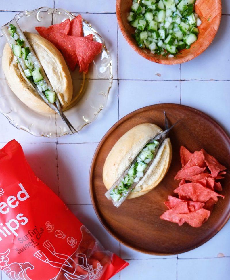 dutch herring hollandse nieuwe recipe