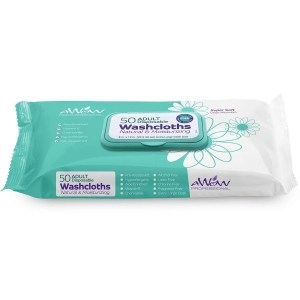 Adult Disposable Body Wipes Cloth Package