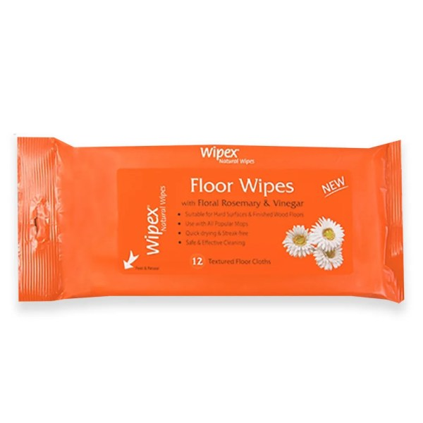 Wipex Natural Floor Wipes