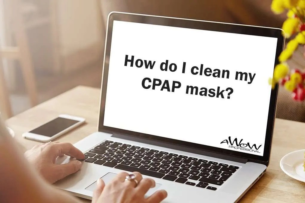 CPAP Mask Cleaning
