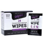 touchscreen wipes