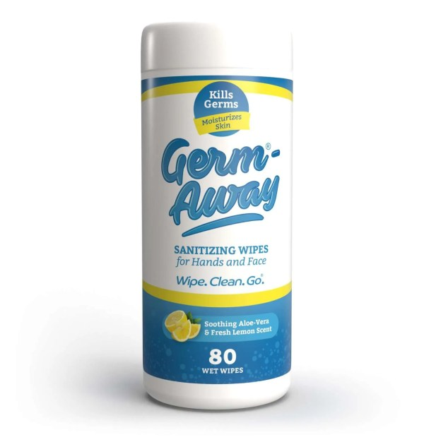 Germ-Away Standard Canisters